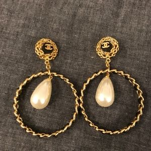 3458aa875b7274 *Authenticated x 2* Vintage Chanel Earrings